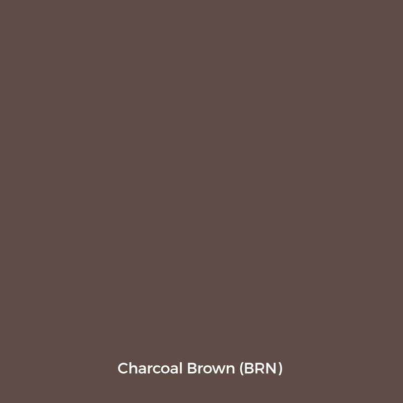 Charcoal Brown